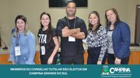MEMBROS DO CONSELHO TUTELAR SÃO ELEITOS EM CAMPINA GRANDE DO SUL