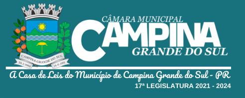 Câmara Municipal de Campina Grande do Sul